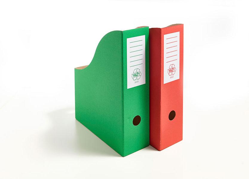 Irattartó dobozok